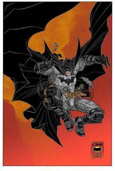 Batman from Rafael Grampá