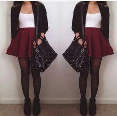 Clothes Casual Outfit for • teens • movie • girls • women •. summer ...