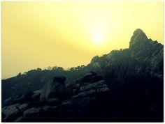 #sunset at #Fushan in #Qingdao - #intern #internship #China #Chengdu #Zhuhai