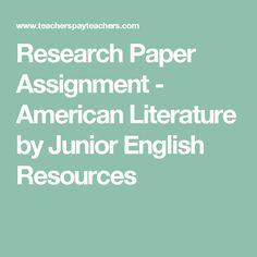 Ap american literature essay FC