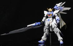 Destiny Gundam Vendetta - Custom Build     Modeled by oregun