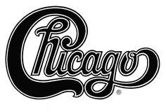chicago band logo font - Google Search