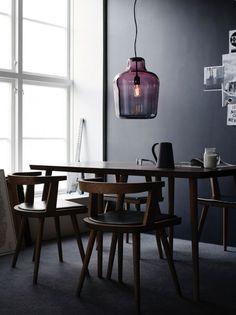 lamp - walls - chairs - window