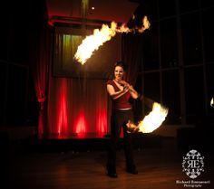 Turn the heat up at your next event.  Photo by Richard Emmanuel Photography.