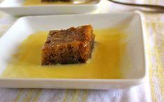 Sweet Malva Pudding, three layered decadence, not overbearing, but yummy to the core. Malva Pudding, Custard Pudding, Ice Cream Pies, Tasty Kitchen, Recipe Community, Cream And Sugar, Easy Desserts, Oreo Desserts, Safe Food