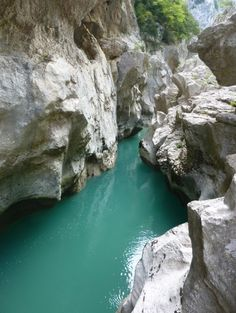 Arras France Tourism Guide » Verdon Gorges