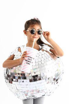 Disco Ball Costume   Oh Happy Day!