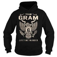 Team GRAM Lifetime Member - Last Name, Surname T-Shirt