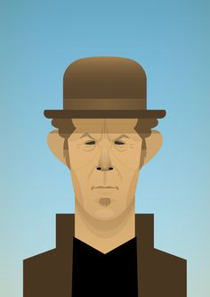 Tom Waits by Stan Chow