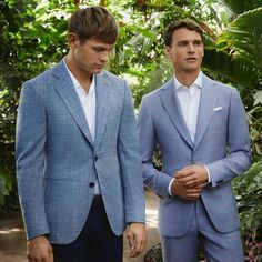 When it comes to finding the perfect party wear for the wedding season, Scabal is the smart choice for elegant and seasonal style. Light Blue Suit Wedding, Italian Style, Perfect Party, Wedding Season, Summer Collection, Party Wear, Gentleman, Summer Outfits, Suit Jacket