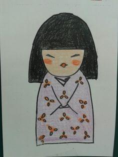 Nina japonesa