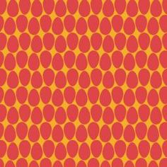 Thomas Knauer - Frippery - Jellybeans - Red : Sew Modern
