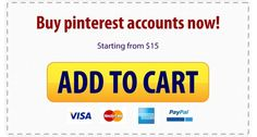 Buy ready to profit pinterest accounts start making big $$$  Contact us for Bulk Price:  http://fiverr.com/seo_spider