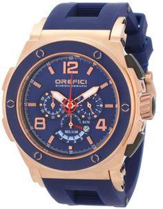 Just arrived Orefici Unisex ORM1C4808 Regata Chronograph Strong Bold Powerful Italian Watch