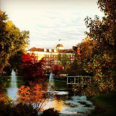 #Ohio University in #Athens #OHIO #Fall