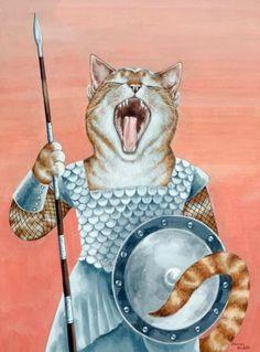 The Fat Kitty Sings.... by Susan Herbert
