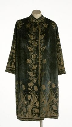 Evening coat, Mariano Fortuny, 1914.