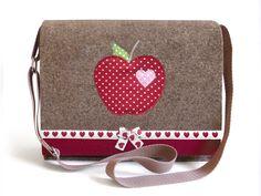 Kindergartentasche von Erdbeersahne auf DaWanda.com