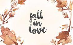 Fond écran autumn mon billet poudre & odile sacoche