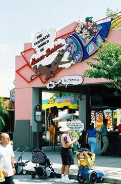 Universal Studios Florida Funtastic World of Hanna-Barbera