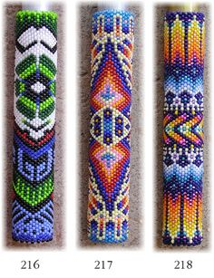native american bead work