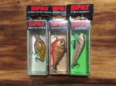 I'm sure these will look good in your tackle box so jump on and enter now if you havnt already #outdoors, #campinggear, #fishinggear, #ClimbingGear
