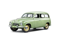 Škoda 1201 STW, type 980 (1956)