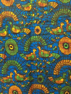 "tissu wax africain ""fleurs de mariage"" - batik lavande   wax and"