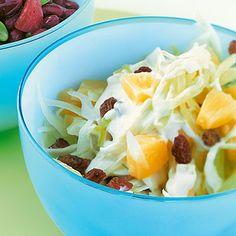Kraut-Ananas-Salat Rezept   Küchengötter