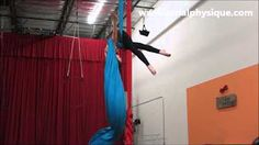 AERIAL PHYSIQUE - YouTube