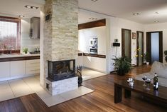 endearing Kitchen Design Ideas You'll desire to Steal. Kitchen Decor, Kitchen Design, Kitchen Lighting, Contemporary, Elegant, House, Furniture, Design Ideas, Decor Ideas