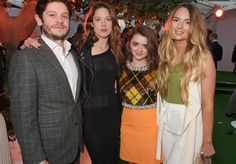 Pin for Later: Les Glamour Awards Étaient Très . . . Glamour! Iwan Rheon, Zoe Grisedale, et Maisie Williams