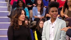 Celebrity stylist Sally Hershberger reveals the best styles for thinning hair and natural hair expert Nikki Walton explains how shampooing too much can damage hair.