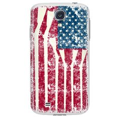 American Gun Flag Phone Case for Galaxy and iPhone – Click Bargain Outlet