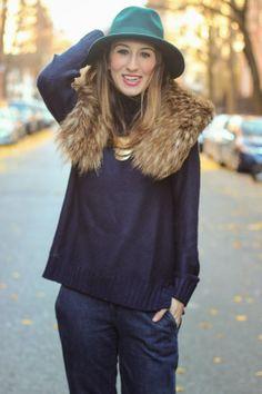 Fur Collar - www.darlingtwo.com