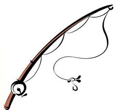 Fishing Rod Clip Art Rod clipart