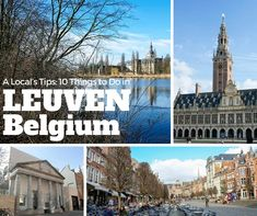 A Local's Tips: 10 Things to Do in Leuven, Belgium