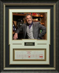 Signature Royale - David Feherty Signed Tournament Used Scorecard Display, $892.95 (http://www.signatureroyale.com/david-feherty-signed-tournament-used-scorecard-display/)