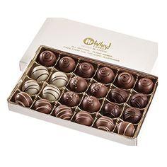 No Whey! Foods Premium Chocolatiers Truffle Collection