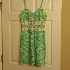 Lilly Pulitzer dress Size 0 perfect condition Lilly Pulitzer Dresses Midi