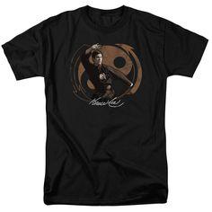 Bruce Lee: Jeet Kun Do Puse T-Shirt