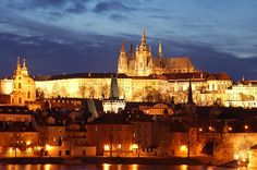 Officially choosing Prague... something tells me I won't regret it!