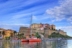 Citadel of Calvi - Corsica            .....travel-pictures.russianwomen.net
