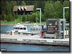 The public dock at the Glacier Bay Visitor Information Station on Bartlett Cove Glacier Bay National Park, National Parks, Back In Time, Wilderness, Alaska, Cruise, To Go, Public, Boat
