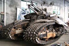 Badass tank