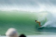 Wilson Julian - Rip Curl Pro 2011 Last Day 4 #surfing