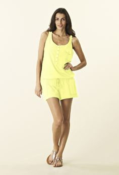 Constructed Knit Romper | Michael Stars
