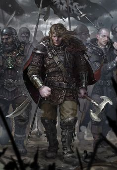 The Forgotten Knight Fantasy Art | Vanguard Picture (2d, fantasy, warriors, army, medieval)