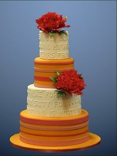 Christopher Garrens Let Them Eat Cake Orange County Wedding Cakes At