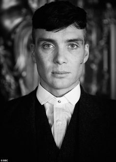Cillian Murphy. Tommy Shelby in Peaky Blinders #actor